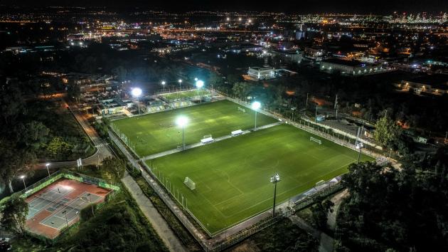 В Кирьят-Хаиме открыли новый спортивный парк