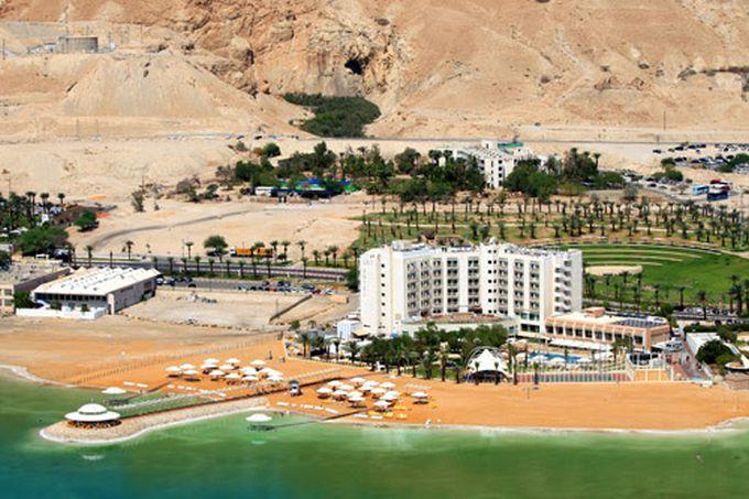 Приглашаем отдохнуть в гостинице Lot на берегу Мёртвого моря