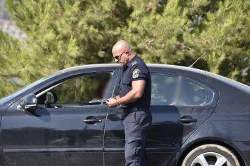 Два происшествия: авария и драка на шоссе