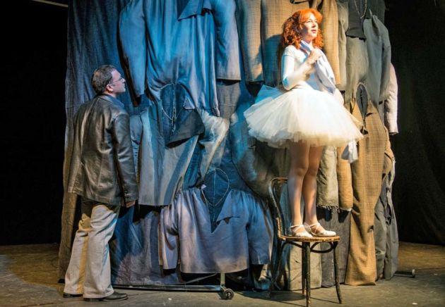 Получите бесплатные билеты на спектакль «Иностранка» по роману Довлатова