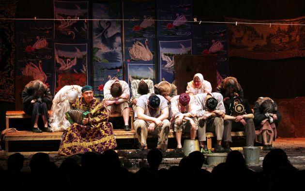 Эффективная терапия «Ревизора» от «Коляда-Театра»: в ноябре в Хайфе и Тель-Авиве