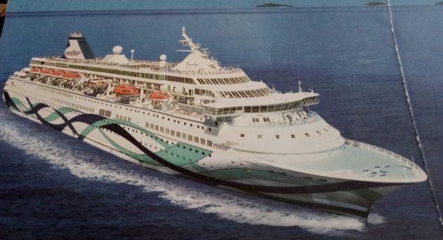 Совсем скоро: морские путешествия из Хайфы на новом судне