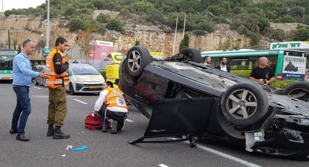 ДТП возле «Гранд Каньона»: состояние водителя критическое