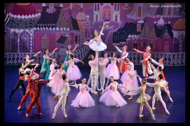 Израильский балет представляет: «Щелкунчик» в дни Хануки
