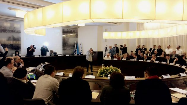 Первое заседание нового горсовета Хайфы: победы и разочарования