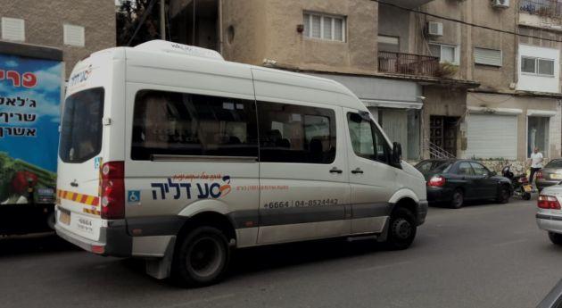 Впервые в Израиле: минибусы «по требованию». Скоро и в Хайфе