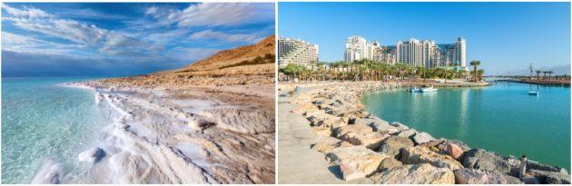 Приглашаем отдохнуть в гостиницах Эйлата и на берегу Мёртвого моря в конце этой недели