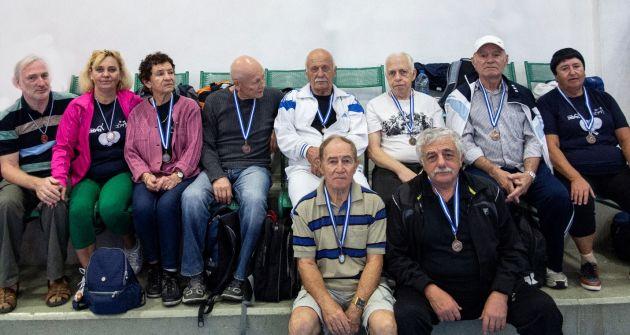 Мы сделали это! Успешная игра хайфчан в Лиге пенсионеров