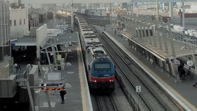 Электрификация поездов: скоро и в Хайфе