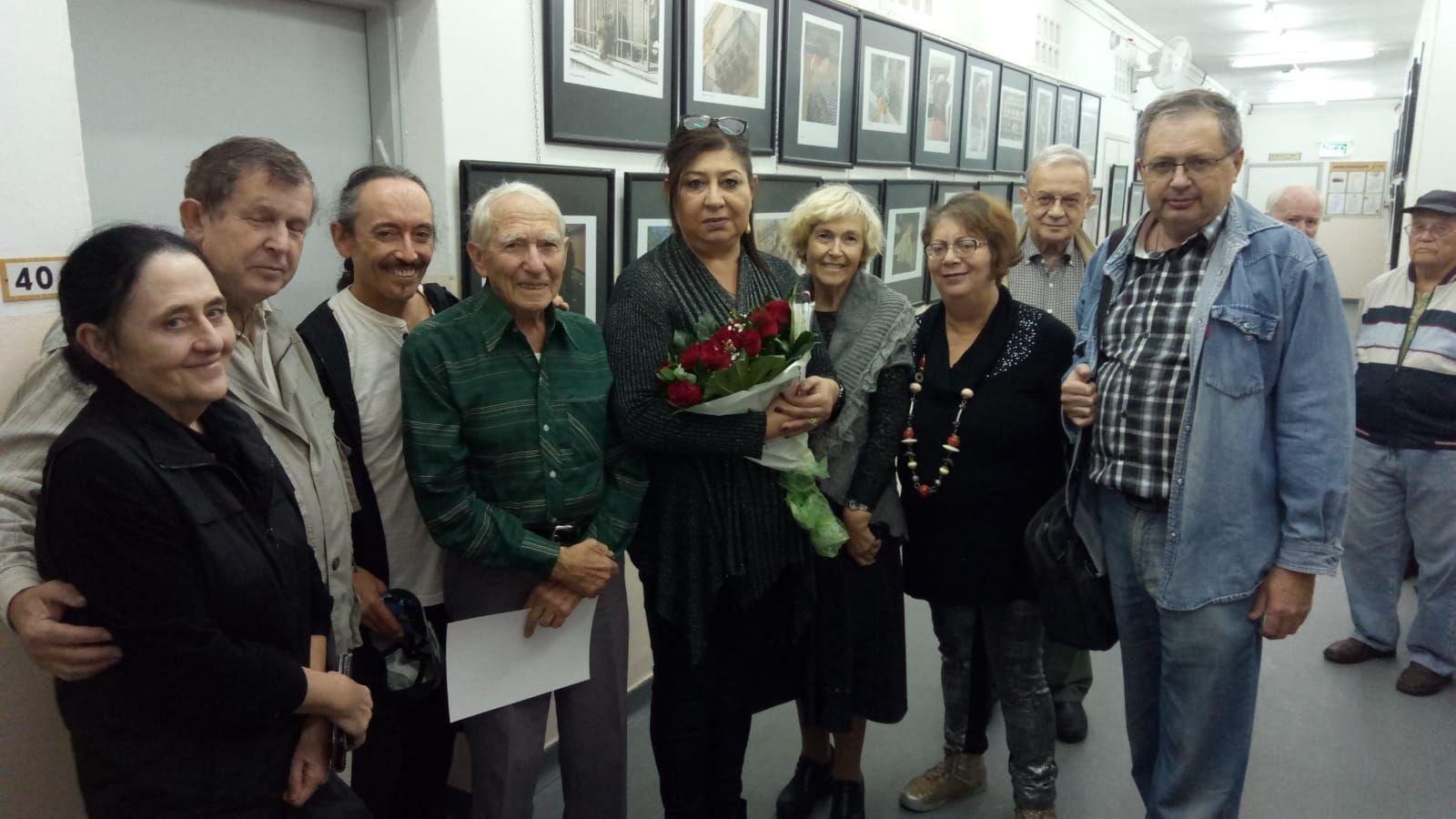Фотовыставка «Годы и дороги» Алекса Штейна в «Бейт Оле» Хайфы