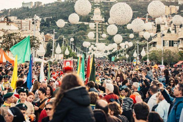 Фестиваль «Праздник праздников»: пробки и столпотворение