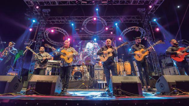 Скоро в Израиле! Настоящий праздник испанской музыки от «цыганских королей», знаменитых Gipsy Kings!