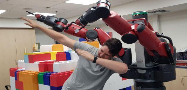 Хайфа – Массачусетс: образовательный проект по изучению робототехники