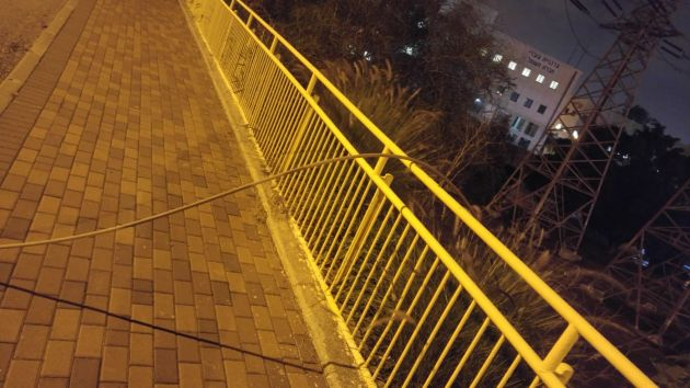 Районы Нешера временно остались без света