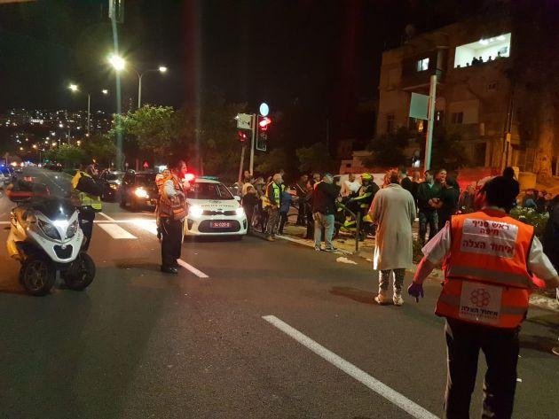 ДТП на пешеходном переходе-пострали 4 детей