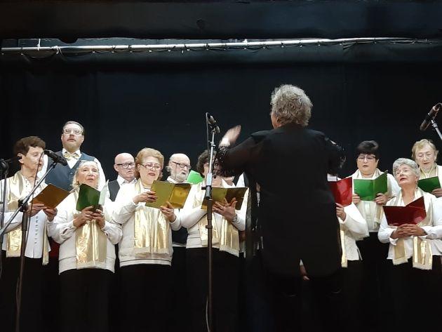 Фестиваль хоров – пример удачной культурной абсорбции
