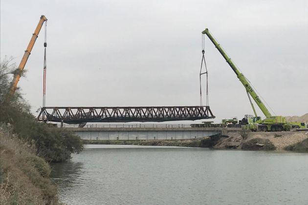 Исторический мост перенесут на 800 метров