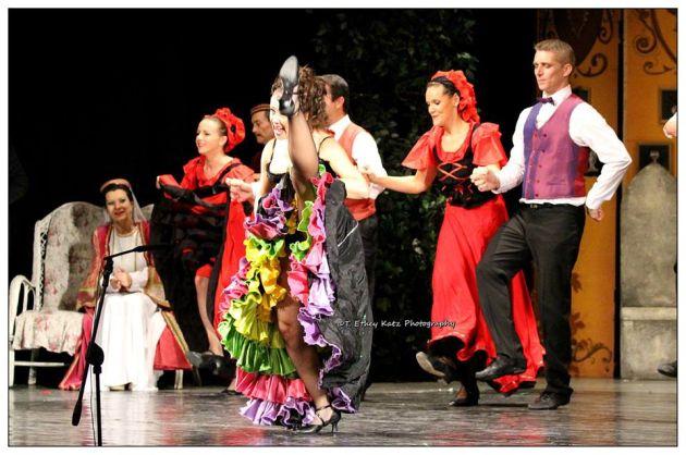 Королева оперетты «Веселая вдова» Легара и ее королевские исполнители