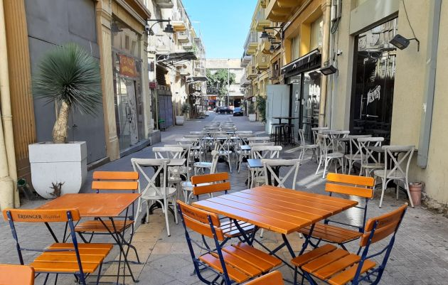 Нижний город: новые кафе и бары открываются, студии и мастерские закрываются
