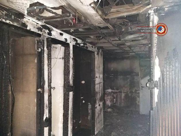 Новый район Хайфы: первый серьёзный инцидент