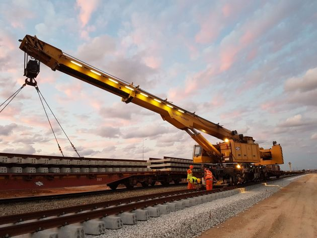 Железная дорога бьёт рекорды: срочно требуются специалисты!