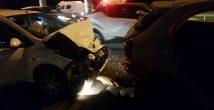 Авария с 6 пострадавшими на окраине Хайфы и поножовщина в Кирьят-Хаиме