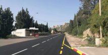 Дорога рядом с кладбищем: наконец-то заасфальтирована!!!