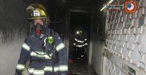 Два ночных пожара: горели дверь, склад, автомобиль...
