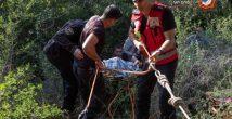 Сбор грибов завершился сложной спасательной операцией