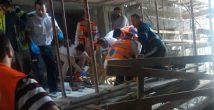 Происшествие в Неве-Шаанане: мужчина упал с 12-метровой высоты