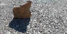 В Хайфе автобус забросали камнями