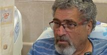 Атакованный кабаном мужчина рассказал, как это произошло (Видео)